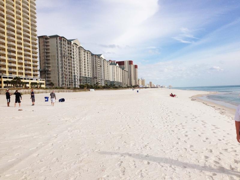 Beautiful white sand beaches of Panama City Beach - MaSTER On GuLF!   Book now for April & May!! - Panama City Beach - rentals