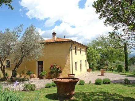 Villa Il Cielo ~ RA34351 - Image 1 - San Gimignano - rentals