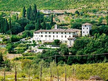 Fattoria di Castiglionchio ~ RA34290 - Image 1 - Pontassieve - rentals