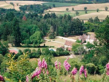 Maison Du Chateau ~ RA26187 - Image 1 - Etang-sur-Arroux - rentals
