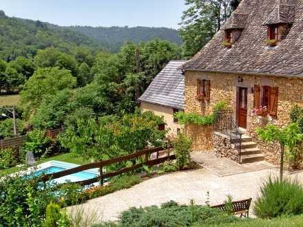 Maison Rousseau ~ RA26157 - Image 1 - Argentat - rentals