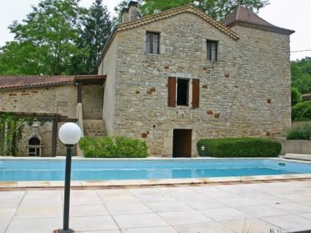 Le Moulin De Lavit ~ RA26061 - Image 1 - Puy-l Eveque - rentals