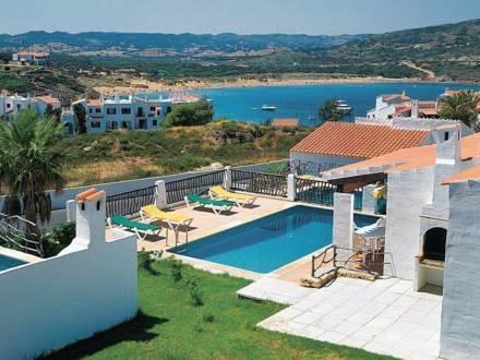 Villas Playas de Fornells V3D AC ~ RA19764 - Image 1 - Son Parc - rentals