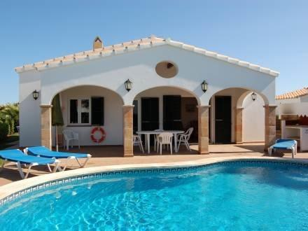 Villas Begonias V3D AC ~ RA19750 - Image 1 - Cala'n Bosch - rentals