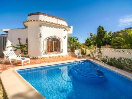 Casa El Barco ~ RA22400 - Image 1 - Benitachell - rentals