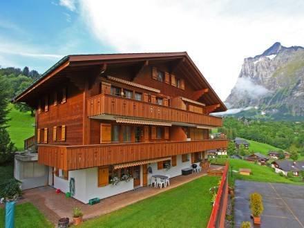 Chalet Fieschersunne ~ RA10096 - Image 1 - Grindelwald - rentals