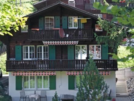Chalet Spassvogel ~ RA10087 - Image 1 - Grindelwald - rentals