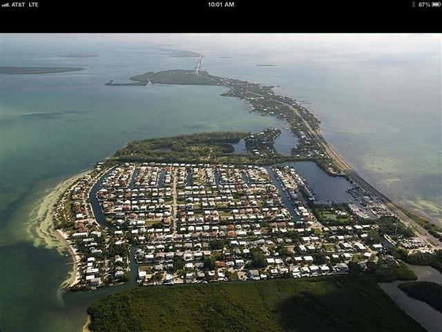Aerial View - TURTLE TIME - Islamorada - rentals