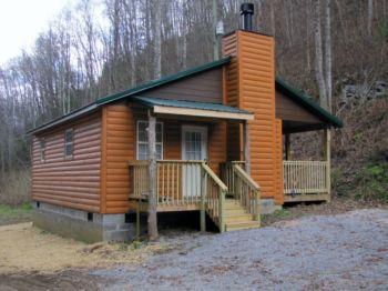 BD Exterior - Bear's Den - Townsend - rentals