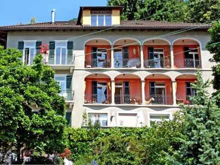 Casa Locarno- Apt. EG ~ RA11178 - Image 1 - Locarno - rentals