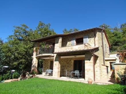 Villa Oleandra sul Lago ~ RA35502 - Image 1 - Magione - rentals