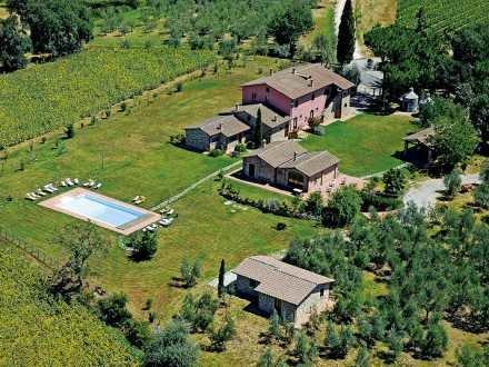 Agriturismo ~ RA34819 - Image 1 - Monte San Savino - rentals
