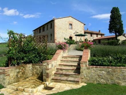 Podere San Giuseppe ~ RA34614 - Image 1 - Castelnuovo Berardenga - rentals