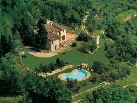 Cafaggio di Sopra ~ RA34540 - Image 1 - Florence - rentals
