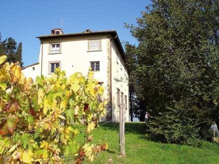 Trefiano ~ RA34165 - Image 1 - Carmignano - rentals
