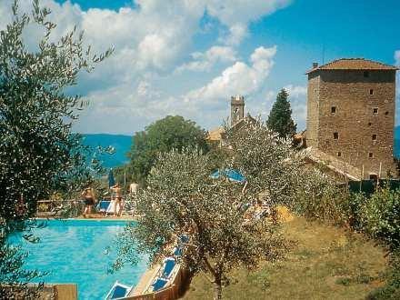 Castello di Ristonchi ~ RA34102 - Image 1 - Pelago - rentals