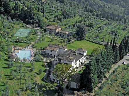 Villa Grassina ~ RA34098 - Image 1 - Pelago - rentals