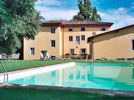 Villa Segromigno ~ RA33953 - Image 1 - Lucca - rentals