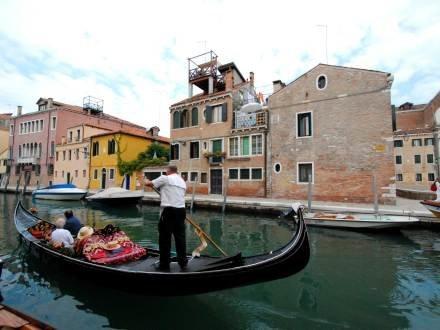Campo San Trovaso ~ RA33457 - Image 1 - Venice - rentals