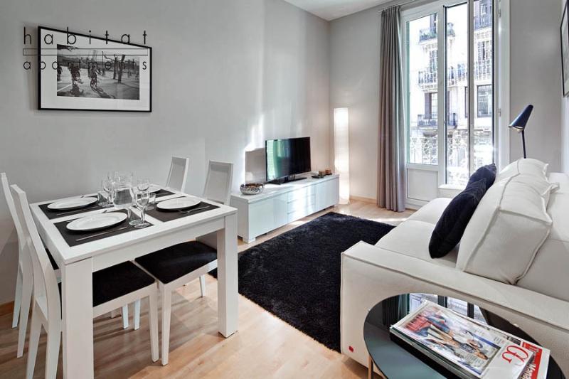 Habitat apartments- Batlló Balconies apartment - Image 1 - Barcelona - rentals