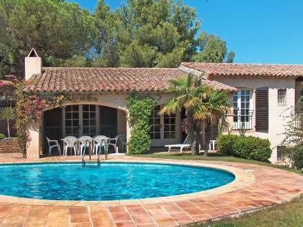 Mas Baladou, Provence Holiday Rental with a Pool, Balcony, and Grill - Image 1 - La Croix-Valmer - rentals