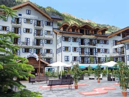 Vallorcine Mont-Blanc & Spa ~ RA28034 - Image 1 - Vallorcine - rentals