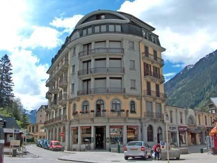 Le Carlton ~ RA27931 - Image 1 - Chamonix - rentals