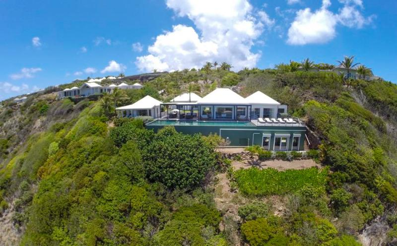 Om at Montjean, St. Barth - Ocean View, Gated Community, Pool - Image 1 - Marigot - rentals