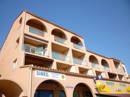 Le Central Beach ~ RA27073 - Image 1 - Argeles-sur-Mer - rentals
