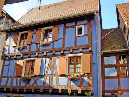 Maison Bleue sur demande ~ RA26279 - Image 1 - Riquewihr - rentals