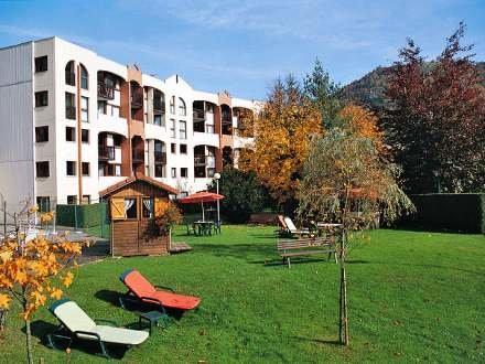 Résidence Les Vallées 2 Pieces 4 hiver ~ RA26234 - Image 1 - La Bresse - rentals