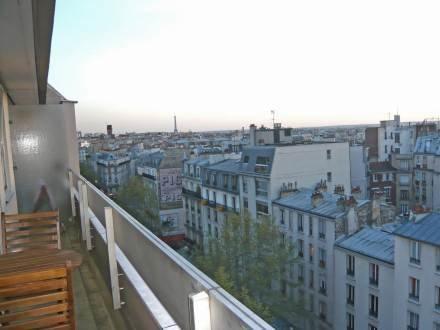 100 avenue de Saint Ouen ~ RA24567 - Image 1 - 18th Arrondissement Butte-Montmartre - rentals