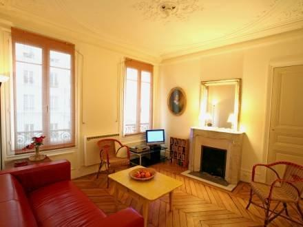 62 rue de Clichy ~ RA24514 - Image 1 - 18th Arrondissement Butte-Montmartre - rentals