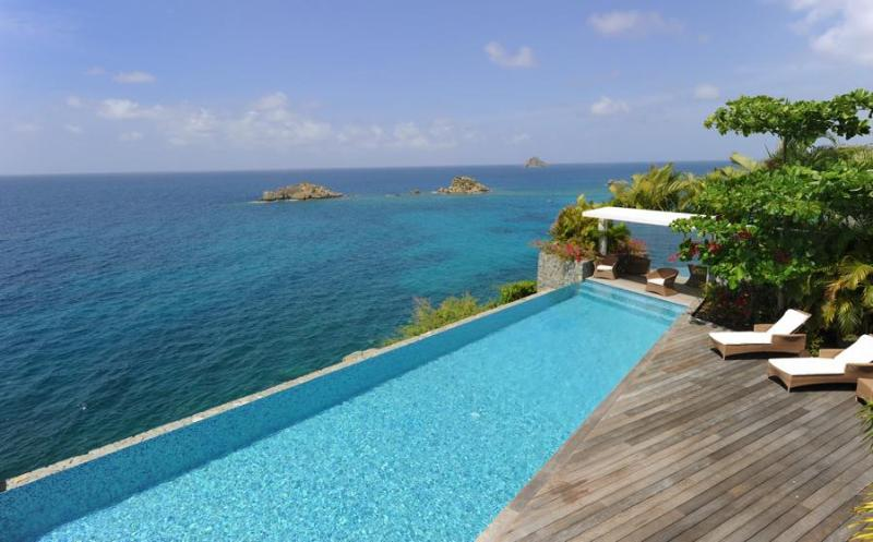Wickie at Gustavia, St. Barth - Ocean View, Pool - Image 1 - Gustavia - rentals
