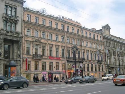 The apartments of Denisov ~ RA38554 - Image 1 - Saint Petersburg - rentals