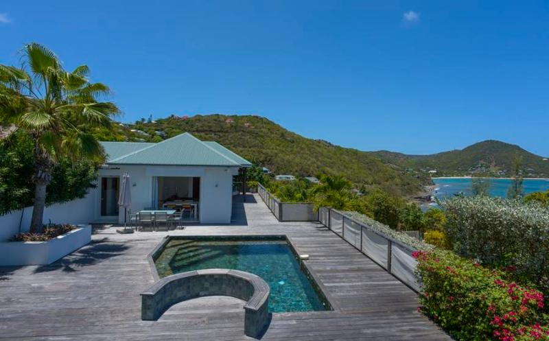 Helios at Pointe Milou, St. Barth - Ocean View, Pool - Image 1 - Pointe Milou - rentals