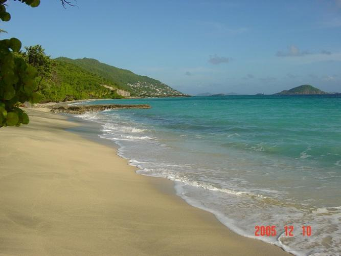 Beach - Moonrise at Moonhole on Bequia - Bequia - rentals