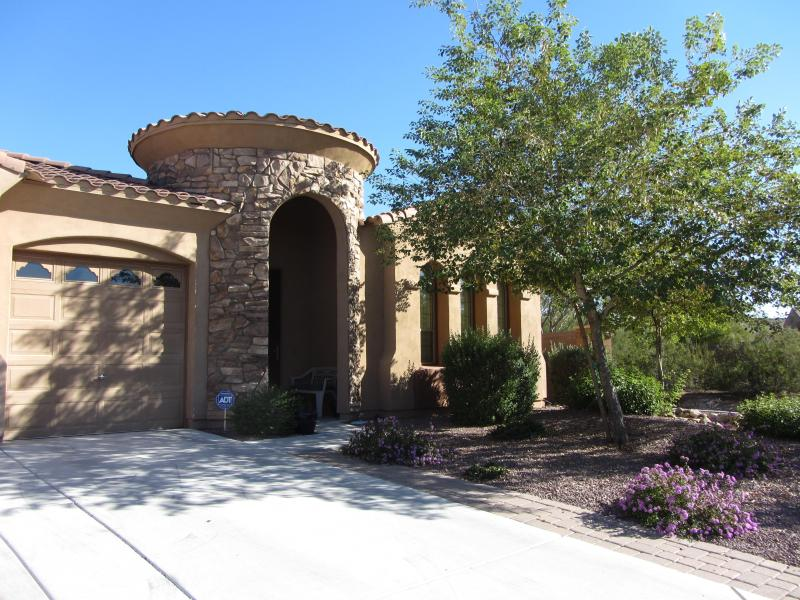 Street view - AZ Famiy Retreat- Scottsdale Shopping Golf Desert - Cave Creek - rentals