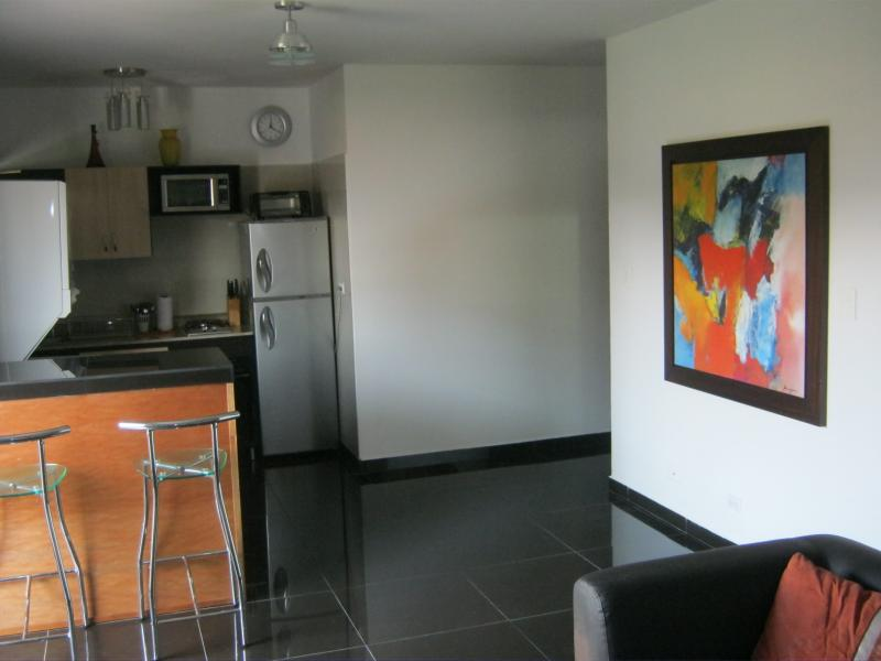 Executive studio 2 Park Lleras sound Proof AC - Image 1 - Medellin - rentals