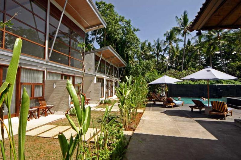 Emerald Suite Wing - Luxury Suite by the Ocean, South Sanur - Sanur - rentals