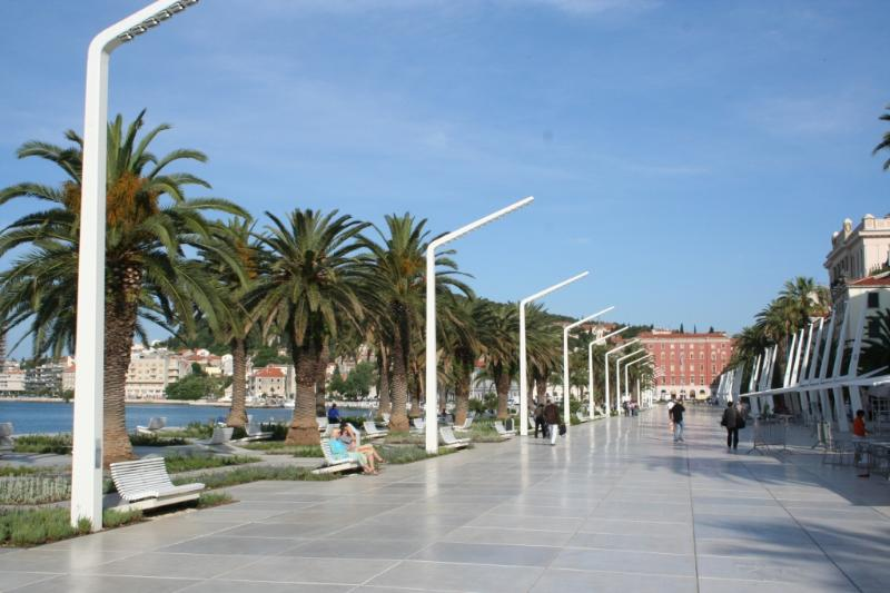 Split main seaside promenade - RIVA - Split Beach Apartment LEA - Split - rentals