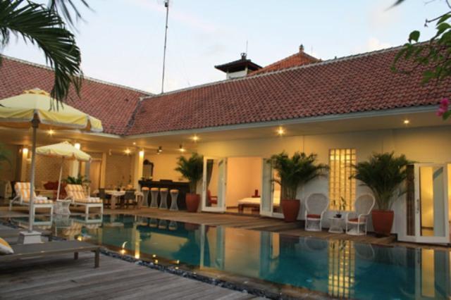 Asana pool - Villa Asana -  Private Vacation Villas in Canggu - Canggu - rentals