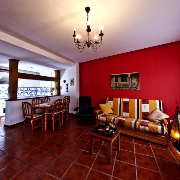 Salón-Comedor - Casa Vacacional Torredano II - Islallana - rentals