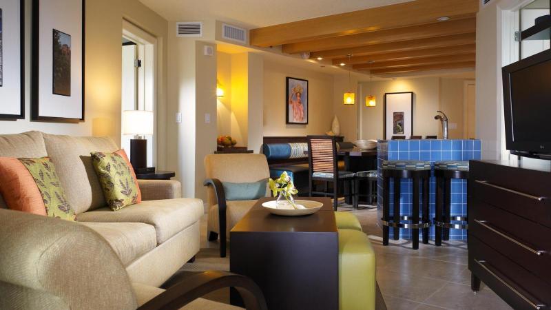 Living Room - Westin St. John 3 Bedroom 3 Bath Villa Rental - Cruz Bay - rentals
