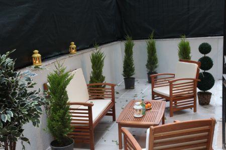 TAKSIM ULTRA VIP APARTMENTS-4 BEDROOM GARDEN SUITE - Image 1 - Istanbul - rentals