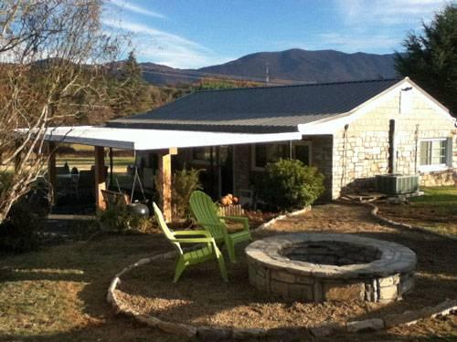 Gin's Deep Crk Cottage - Image 1 - Bryson City - rentals