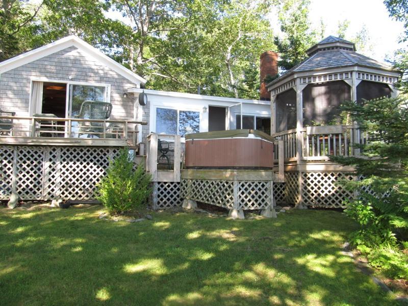 Benson Cottage - Benson Cottage - Cranberry Isles - rentals