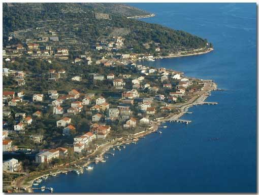 Apartments near Trogir - Image 1 - Vrsine - rentals