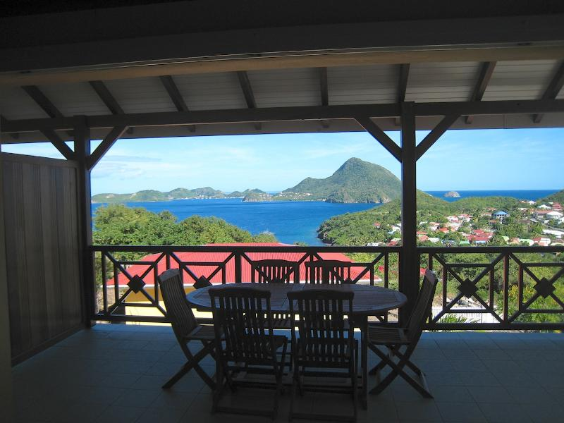 Guadeloupe Accommodation To Holy **** T4 With A 180 ° View Over The Bay - Image 1 - Le Gosier - rentals