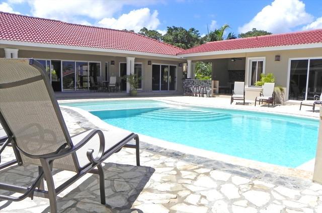 Villa ULTIMA! in Gated Community - Image 1 - Sosua - rentals